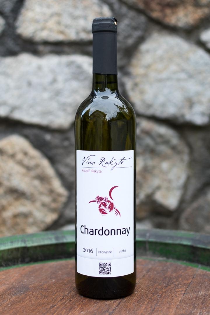 Chardonnay 2016, 0,75 l